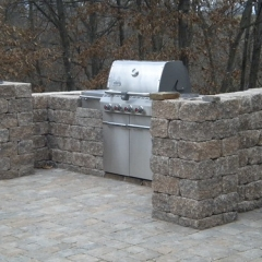 "Outdoor Kitchen - Paver Patio • <a style=""font-size:0.8em;"" href=""http://www.flickr.com/photos/63612657@N05/5808641570/"" target=""_blank"">View on Flickr</a>"