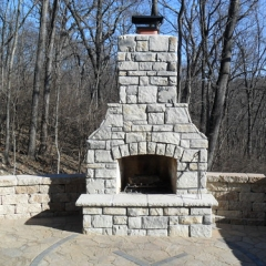 "Fireplace with Wing Walls • <a style=""font-size:0.8em;"" href=""http://www.flickr.com/photos/63612657@N05/12836348123/"" target=""_blank"">View on Flickr</a>"