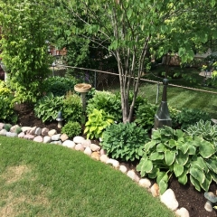 """Perennial Border • <a style=""""font-size:0.8em;"""" href=""""http://www.flickr.com/photos/63612657@N05/14227131797/"""" target=""""_blank"""">View on Flickr</a>"""