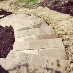 """Block Stairs • <a style=""""font-size:0.8em;"""" href=""""http://www.flickr.com/photos/63612657@N05/14249665583/"""" target=""""_blank"""">View on Flickr</a>"""