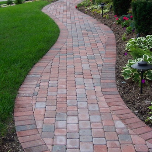 "Paver Walkway • <a style=""font-size:0.8em;"" href=""http://www.flickr.com/photos/63612657@N05/7017558389/"" target=""_blank"">View on Flickr</a>"