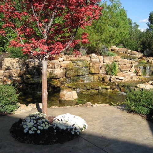 "Landscaping / Water Feature/ Stone Wall • <a style=""font-size:0.8em;"" href=""http://www.flickr.com/photos/63612657@N05/6871458750/"" target=""_blank"">View on Flickr</a>"