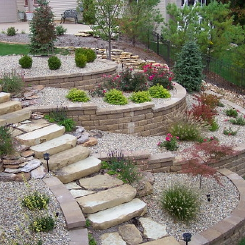 "Landscape / Stone Wall / Stone Ledge Steps • <a style=""font-size:0.8em;"" href=""http://www.flickr.com/photos/63612657@N05/6871406772/"" target=""_blank"">View on Flickr</a>"