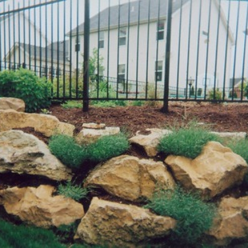 """Stone Wall • <a style=""""font-size:0.8em;"""" href=""""http://www.flickr.com/photos/63612657@N05/7017610457/"""" target=""""_blank"""">View on Flickr</a>"""