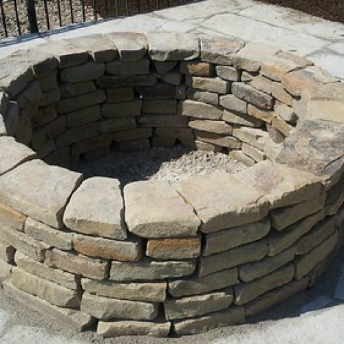 "Stone Fire Pit • <a style=""font-size:0.8em;"" href=""http://www.flickr.com/photos/63612657@N05/7461169300/"" target=""_blank"">View on Flickr</a>"