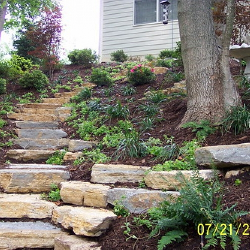 "Stone Ledge Steps / Landscape • <a style=""font-size:0.8em;"" href=""http://www.flickr.com/photos/63612657@N05/7017554971/"" target=""_blank"">View on Flickr</a>"
