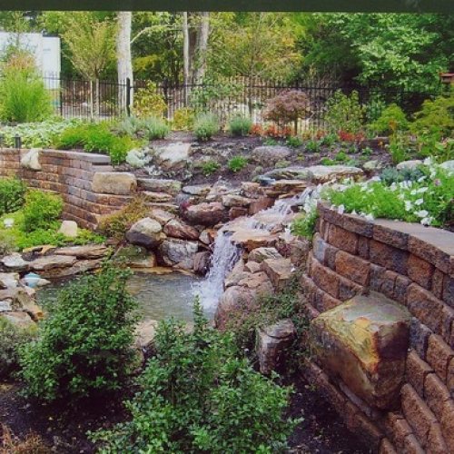 "Landscape / Water Feature / Stone Wall • <a style=""font-size:0.8em;"" href=""http://www.flickr.com/photos/63612657@N05/7017623709/"" target=""_blank"">View on Flickr</a>"