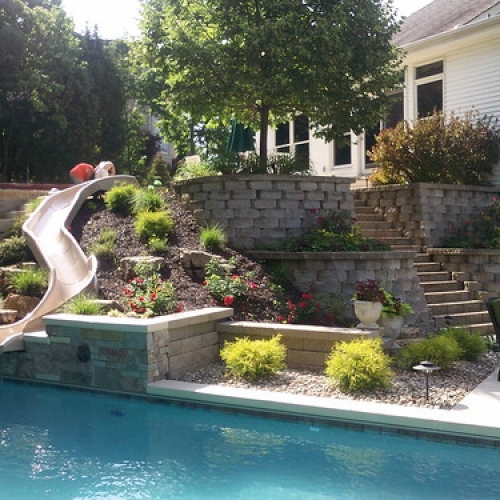 "Poolside Landscape / Wall and Patio Work • <a style=""font-size:0.8em;"" href=""http://www.flickr.com/photos/63612657@N05/7017522957/"" target=""_blank"">View on Flickr</a>"