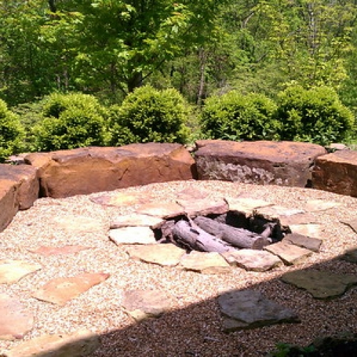 """Fire Pit / Stone Wall • <a style=""""font-size:0.8em;"""" href=""""http://www.flickr.com/photos/63612657@N05/6871431926/"""" target=""""_blank"""">View on Flickr</a>"""
