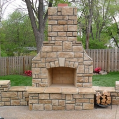 "Fireplace with Wing Walls 36 inch • <a style=""font-size:0.8em;"" href=""http://www.flickr.com/photos/63612657@N05/12836327133/"" target=""_blank"">View on Flickr</a>"