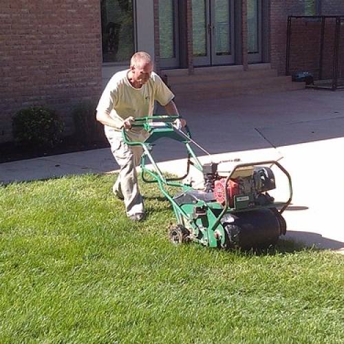 "Fall is Best Time of Year to Aerate • <a style=""font-size:0.8em;"" href=""http://www.flickr.com/photos/63612657@N05/8010098670/"" target=""_blank"">View on Flickr</a>"